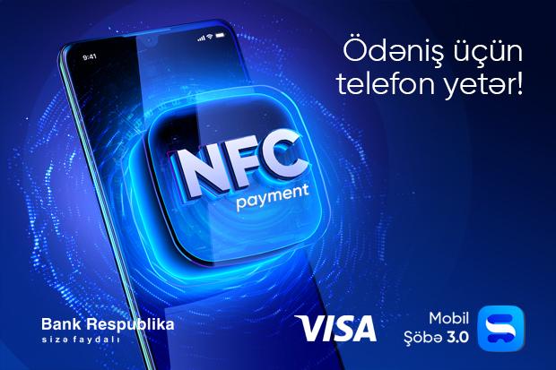 Azərikard NFC xidmətini təqdim edir!